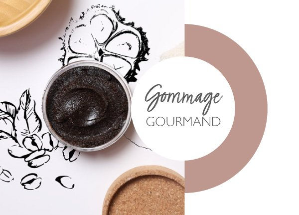 Lessonia formule application gommage gourmand