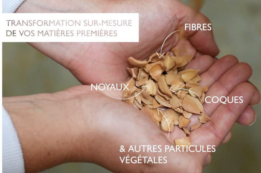 Lessonia ingredients - Transformation sur-mesure de vos matières premières